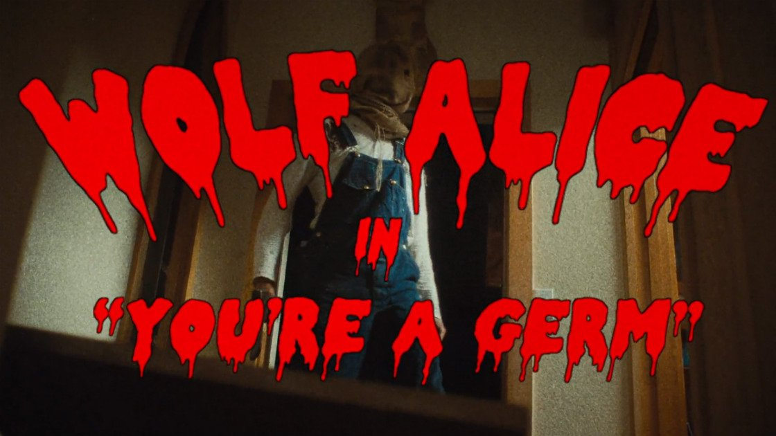 "image for article ""You're A Germ"" - Wolf Alice [YouTube Official Music Video]"