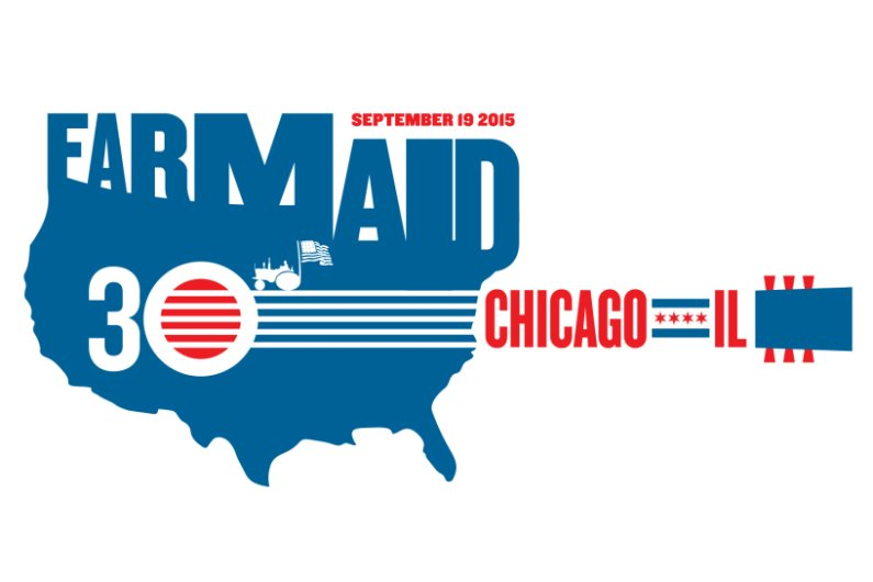 image for article Watch Farm Aid 30 Free Live Stream from FirstMerit Bank Pavilion in Chicago, IL on September 19, 2015 [YouTube Official Video]