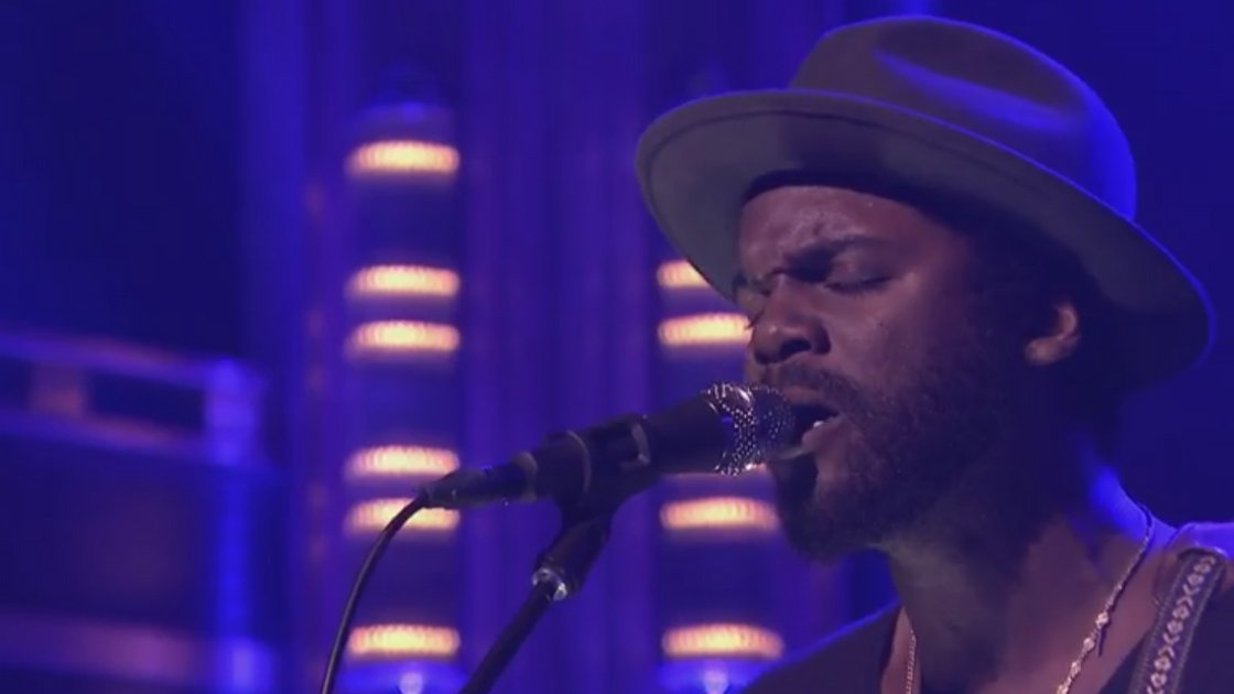 image for article Gary Clark Jr. Performance & Interview at The Tonight Show with Jimmy Fallon August 31, 2015 [Official NBC Video]