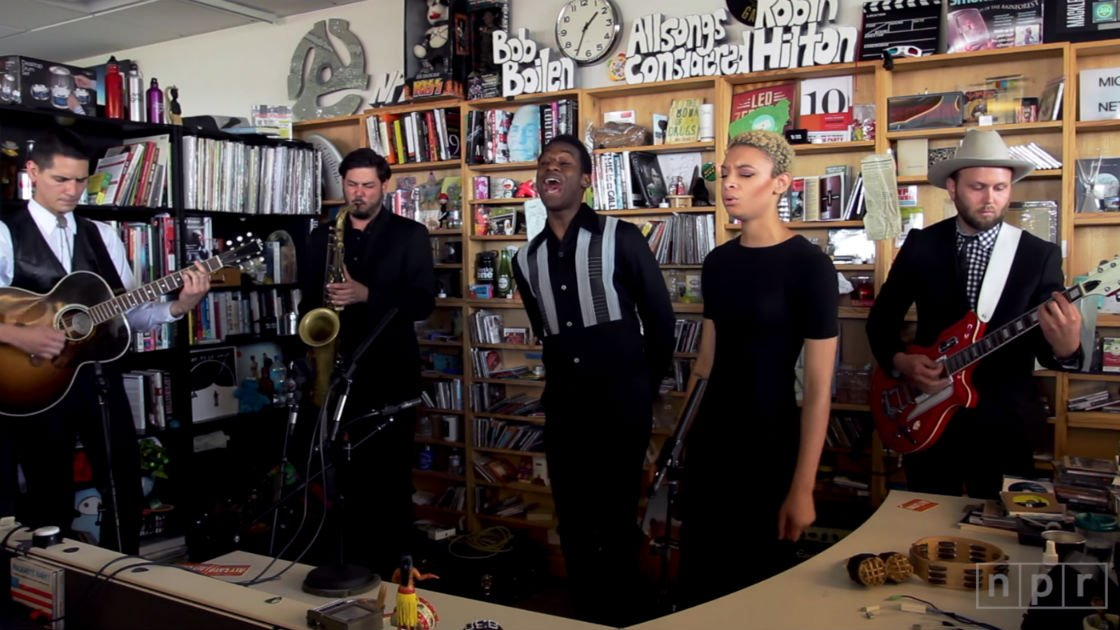 image for article Leon Bridges NPR Tiny Desk Concert Performance, 2015 [YouTube Official Video]