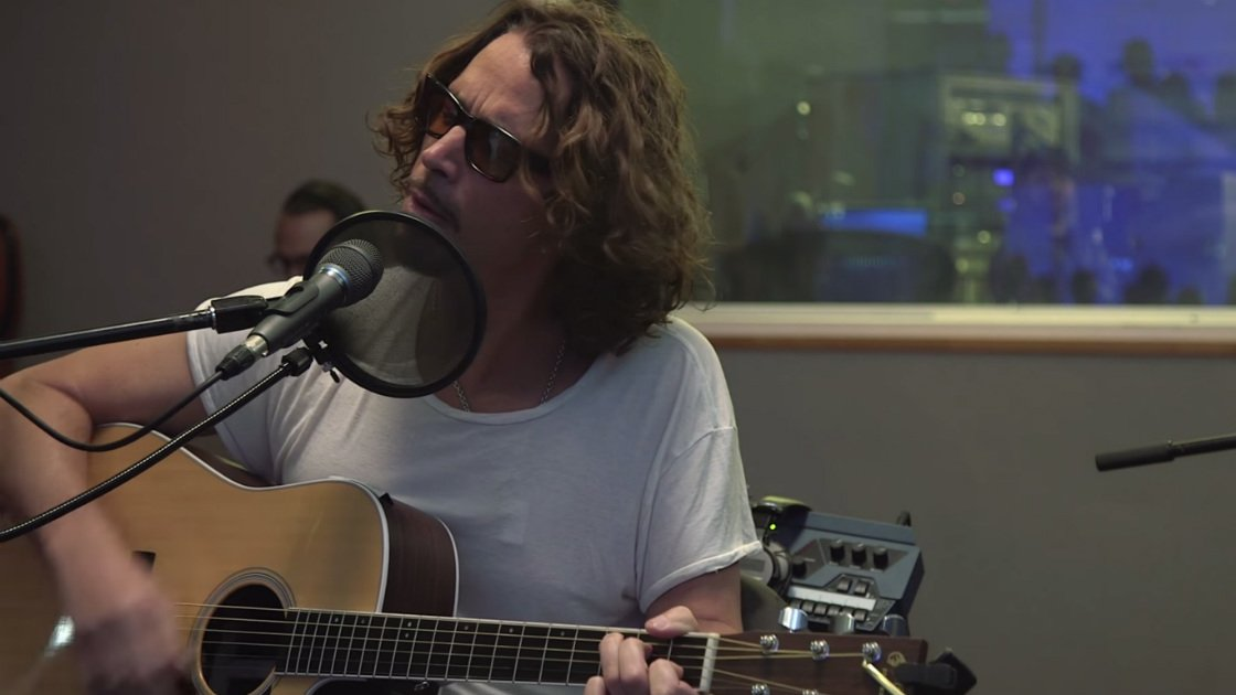 "image for article ""Nothing Compares 2 U"" - Chris Cornell on SiriusXM (Prince Cover) [YouTube Official Video]"