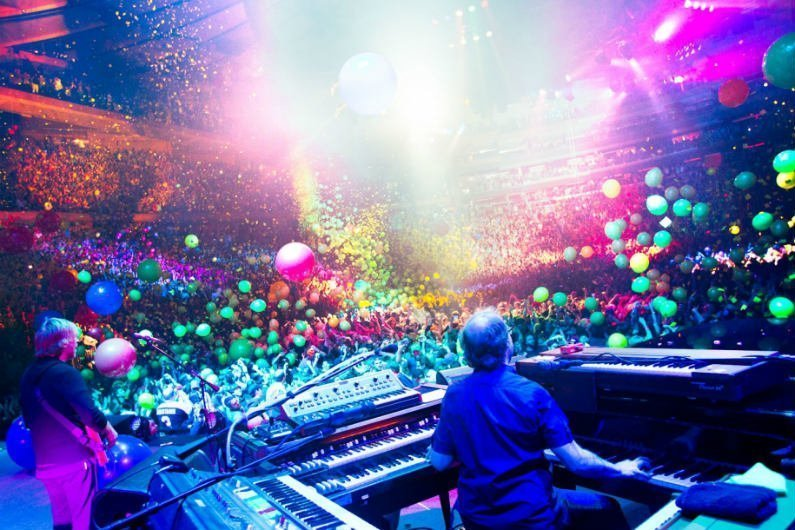 Phish announces 2015 2016 new years eve run at madison Phish madison square garden tickets