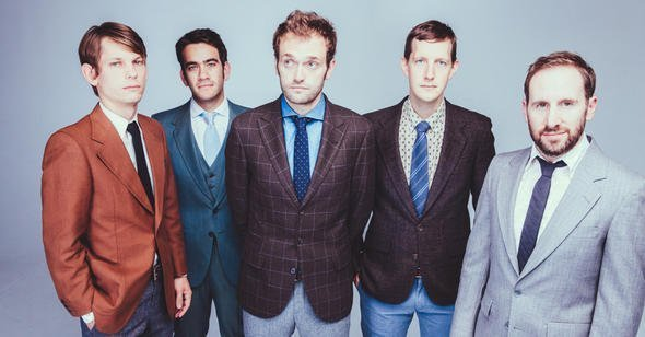 image for event Punch Brothers and  Gillian Welch
