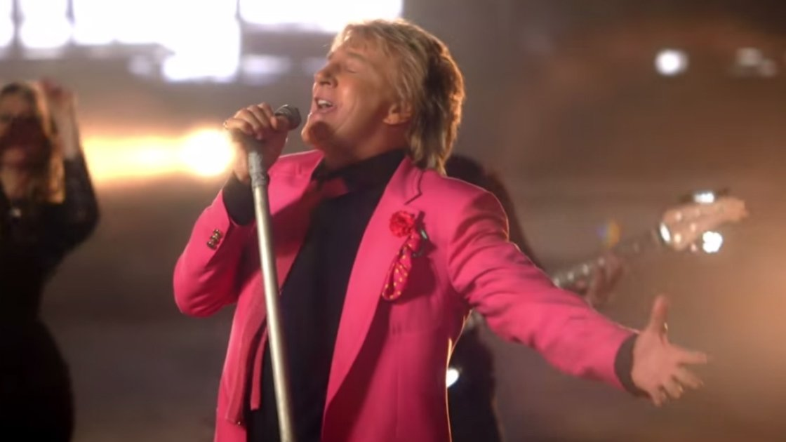 "image for article ""Please"" - Rod Stewart [YouTube Official Music Video]"