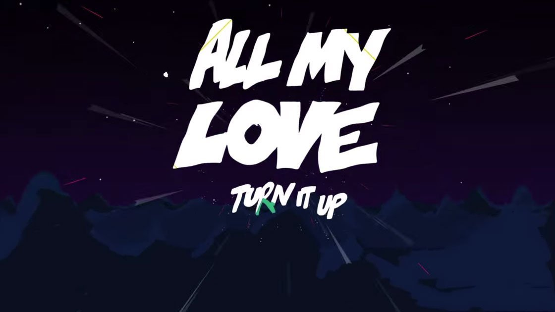 "image for article ""All My Love"" (Remix) - Major Lazer ft Ariana Grande & Machel Montano [YouTube Official Lyric Video]"