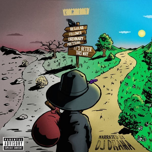 "image for article ""It's Better This Way"" - Big K.R.I.T. [DatPiff Mixtape Free Download, Stream, Zumic Review]"