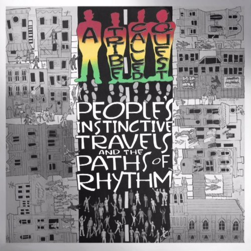 "image for article ""Bonita Applebum"" - A Tribe Called Quest (Pharrell Williams Remix + Original) [YouTube Official Audio]"