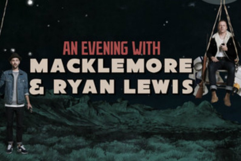 Macklemore and Ryan Lewis Announce 2016 Tour Dates - Fuse