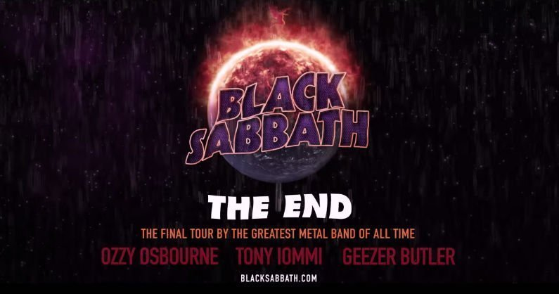 black sabbath add more 2016 tour dates ticket presale code info zumic free music. Black Bedroom Furniture Sets. Home Design Ideas