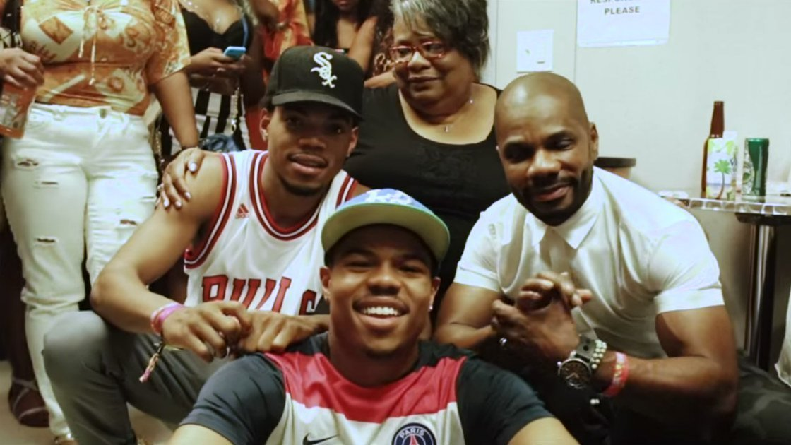 "image for article ""Family Matters"" - Chance The Rapper (Kanye West Cover) [YouTube Official Music Video]"