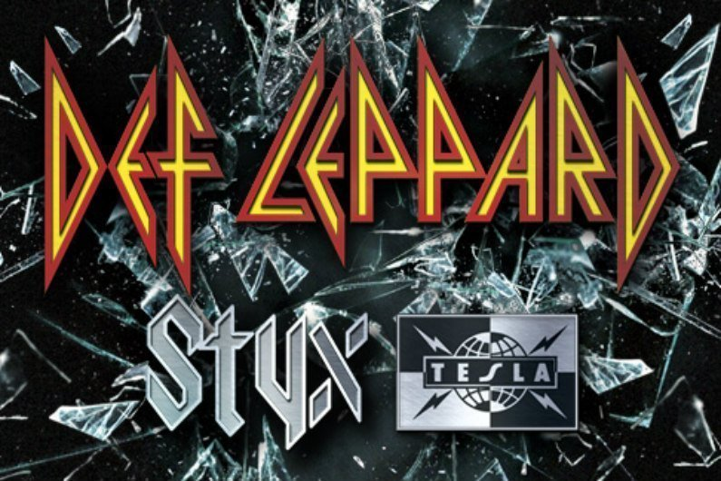 image for article Def Leppard Extend 2015-2016 Tour Dates To North America with Styx and Tesla: Ticket Presale Codes + Info