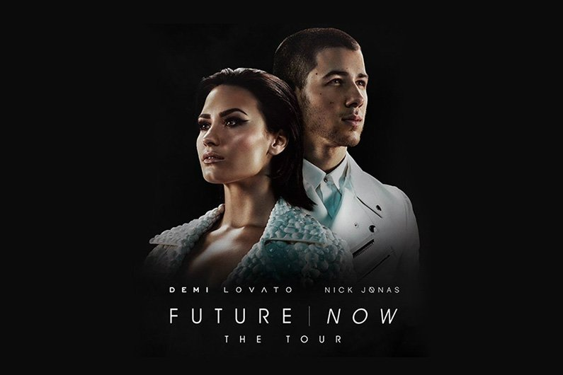"image for article Demi Lovato and Nick Jonas Set 2016 ""Future Now"" Tour Dates: Ticket Presale Code Info"