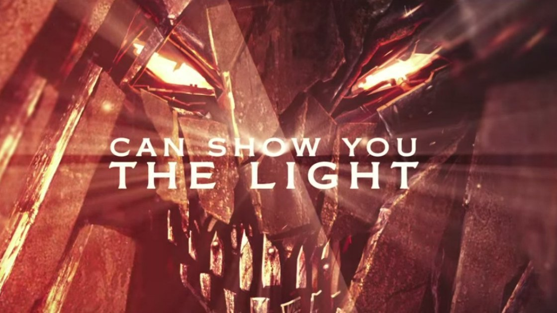 Quot The Light Quot Disturbed Youtube Official Lyric Video