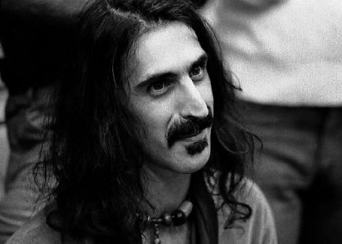 image for artist Frank Zappa