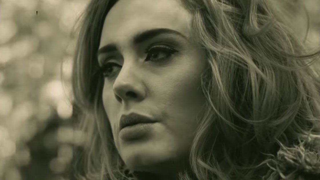 """Hello"" - Adele [YouTube Official Music Video]"