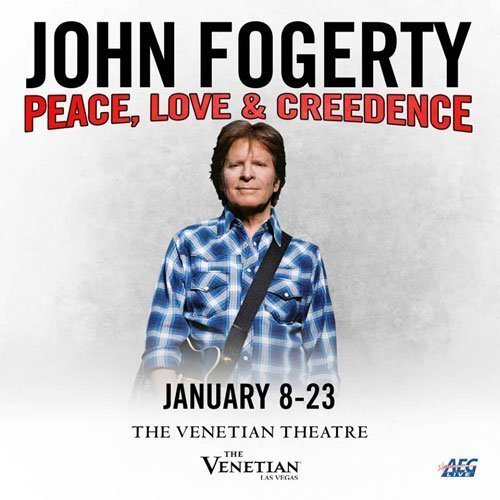 image for article John Fogerty Sets Las Vegas Residency, Dates Announced at The Venetian for January 2016