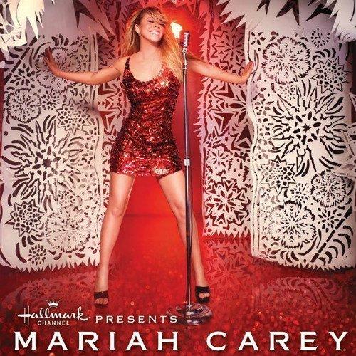 Mariah Carey Christmas Album Cover.Mariah Carey Reveals All I Want For Christmas Is You 2015