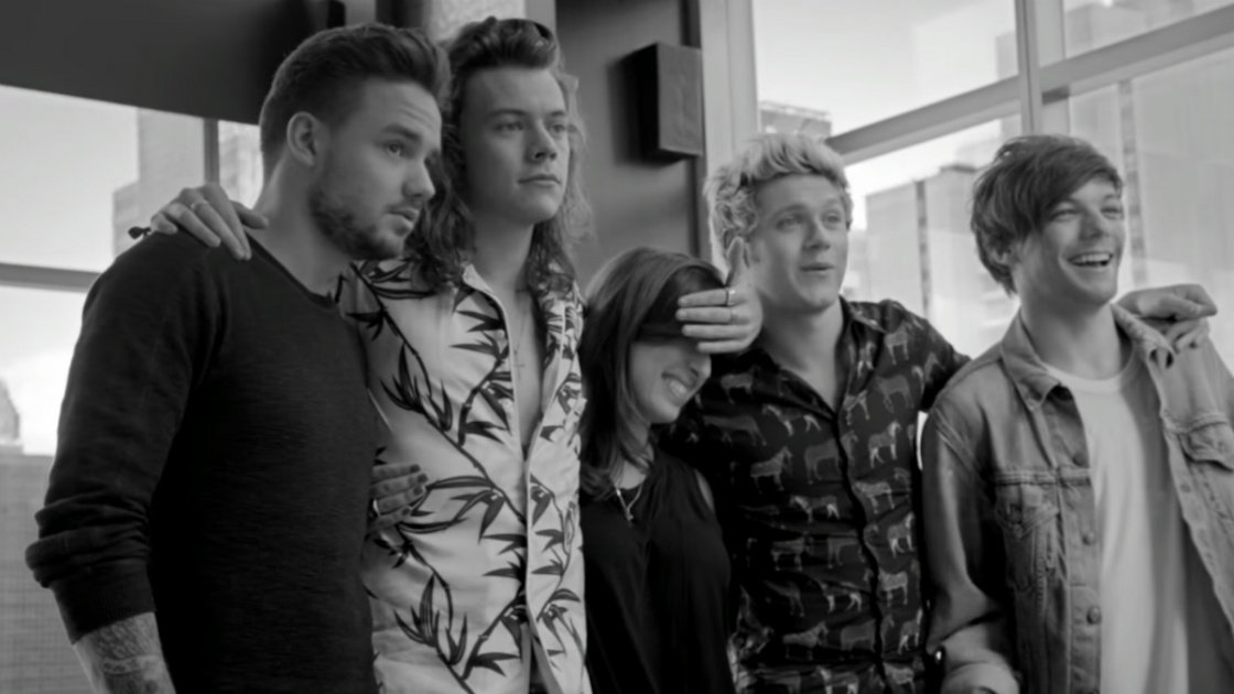 "image for article ""Perfect"" - One Direction [YouTube Official Music Video + Behind-The-Scenes]"