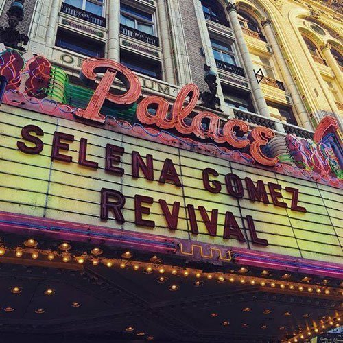 image for event Selena Gomez