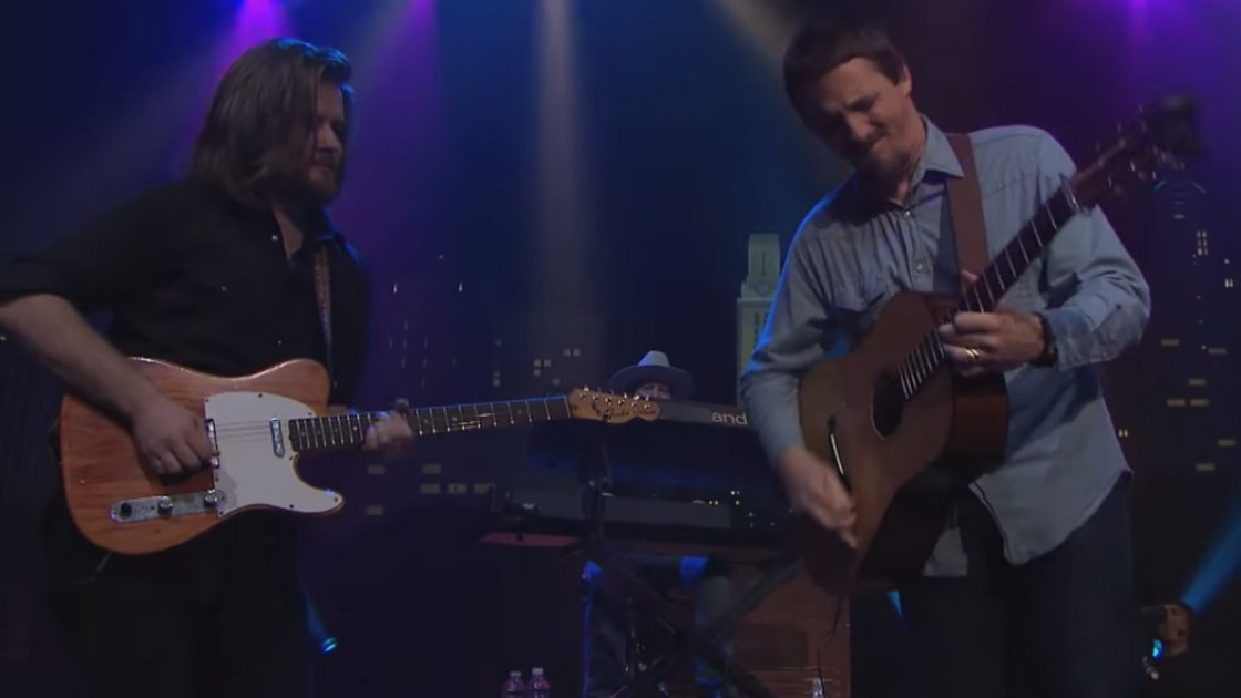 image for article Sturgill Simpson Austin City Limits TV Performance Highlights, 2015 [YouTube PBS Official Videos]