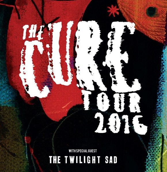 image for event The Cure and The Twilight Sad