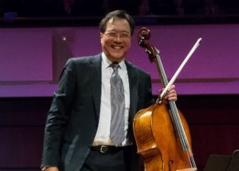 image for event Silk Road Ensemble with Yo-Yo Ma