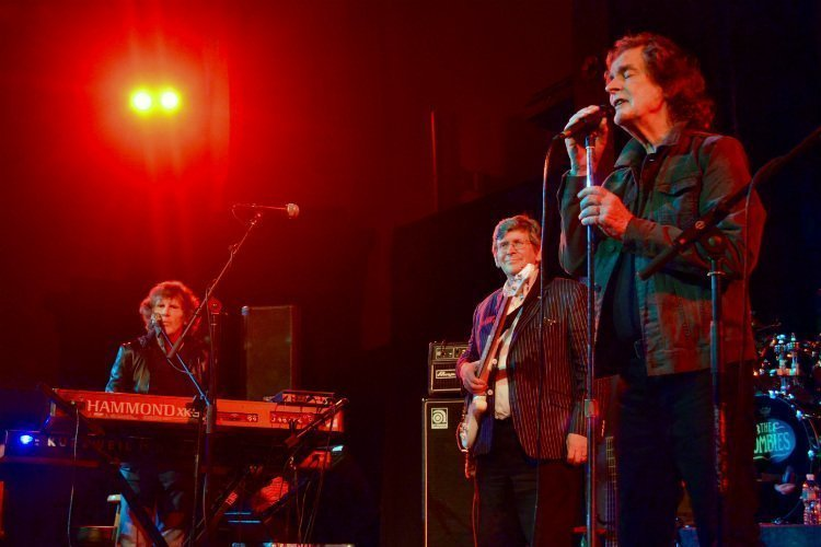 image for article The Zombies Proved They Still Got Hunger on Their Odessey and Oracle Tour in NYC on Oct 9, 2015 [Concert Review + Photos]