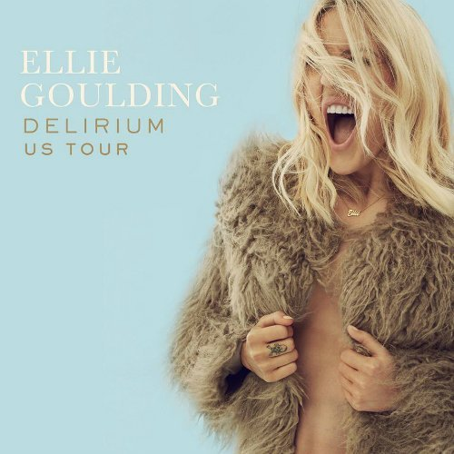 image for article Ellie Goulding Set 2016 European & North American Tour Dates: Tickets Now On Sale