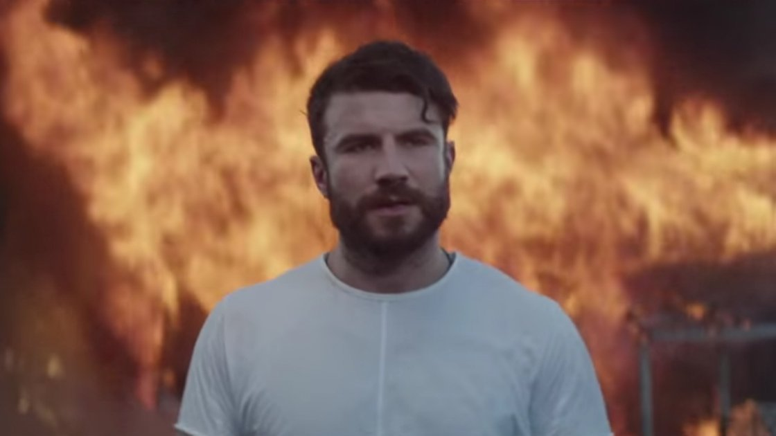 "image for article ""Break Up In A Small Town"" - Sam Hunt [YouTube Official Music Video]"