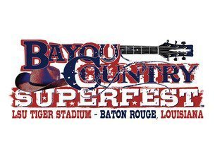 image for event Bayou Country Superfest 2018