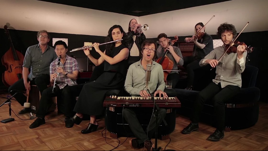 "image for article ""Capable Of Anything"" - Ben Folds & yMusic (Live In Studio Performance) [YouTube Official Video]"