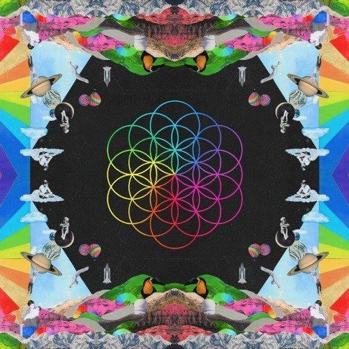 Coldplay A Head Full Of Dreams album cover art