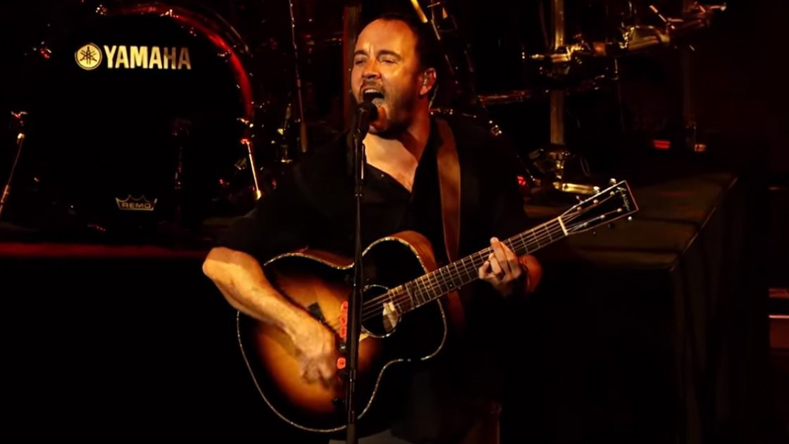 "image for article ""Don't Drink The Water"" - Dave Matthews Band at Alpine Valley, WI on July 26, 2015 [Live Trax YouTube Official Video]"