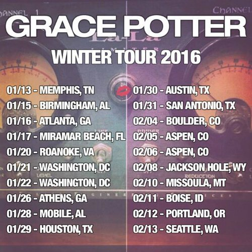 Grace Potter Announces Tour Dates & Shares Album Details on JamBase