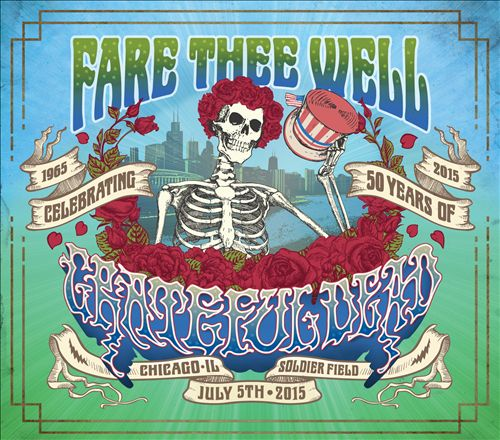 "image for article The Grateful Dead's Final ""Fare Thee Well"" Concert at Soldier Field in Chicago on July 5, 2015 - [Official Stream + Zumic Review]"
