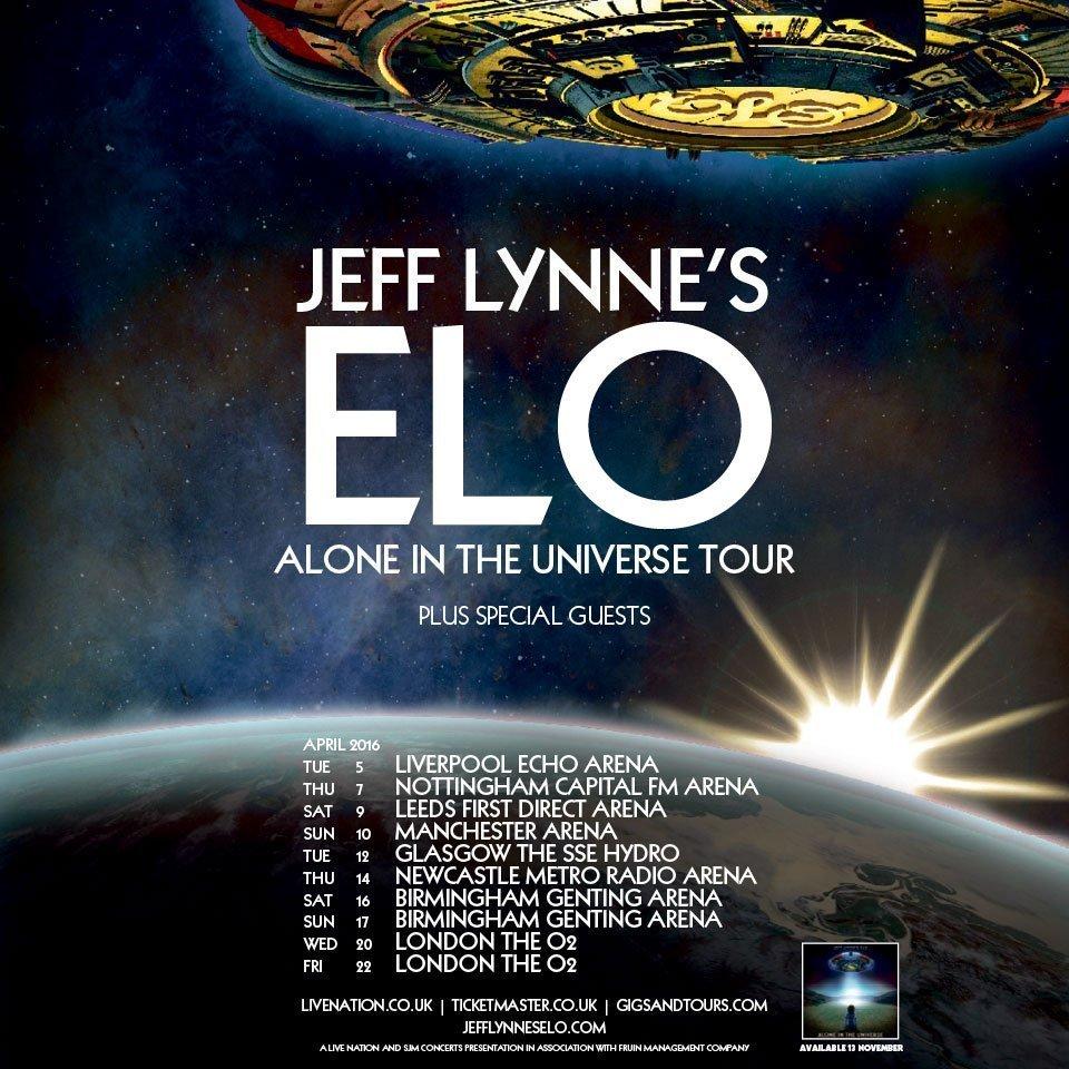 "... Universe"" UK Tour Dates: Ticket Presale Code Info | Zumic - Free Music"