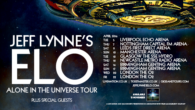 Electric Light Orchestra | Tour Dates, Tickets, Free Music, News ...