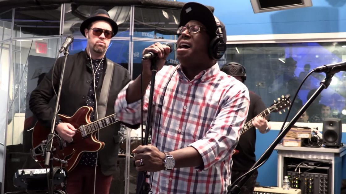 "image for article ""Sounds Like A Party"" - Lettuce ft Nigel Hall Live at SiriusXM Jam On 2015 [YouTube Official Video]"