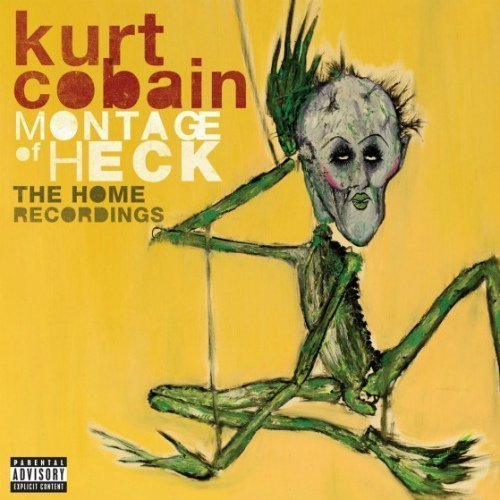 image for article Kurt Cobain - Montage of Heck: The Home Recordings (Deluxe) [Official Full Album Stream + Zumic Review]