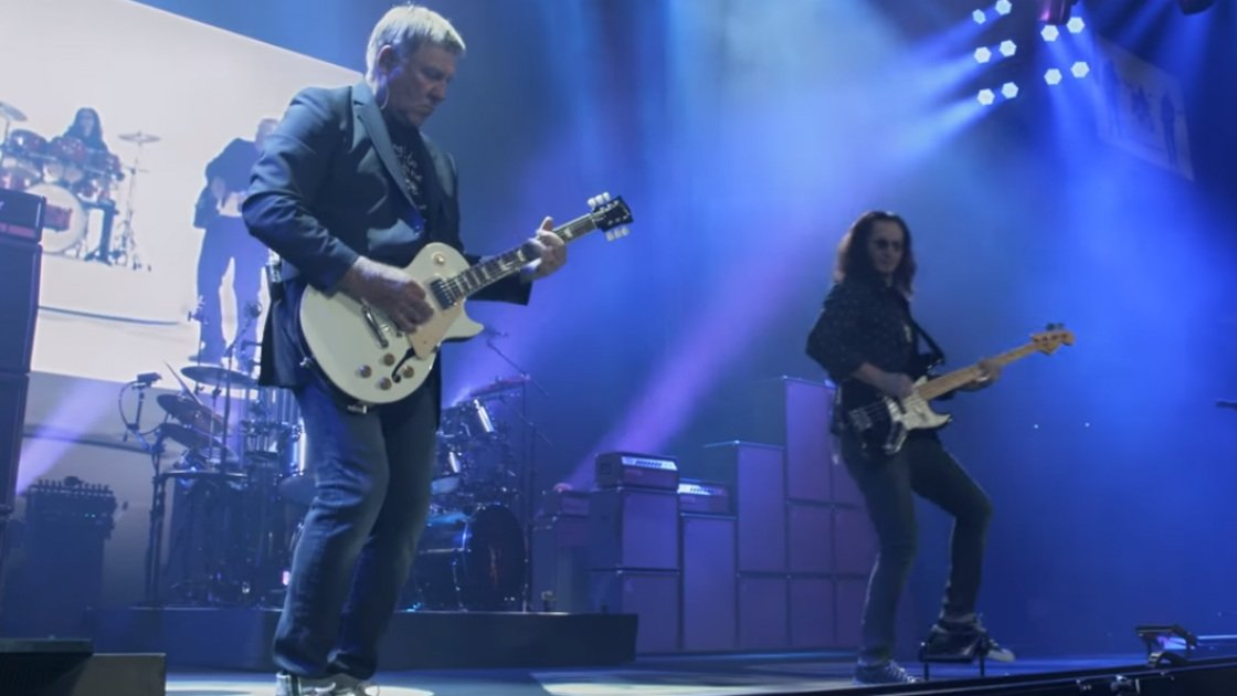 "image for article ""Tom Sawyer"" - Rush at Air Canada Centre in Toronto, Canada (from R40 Live 2015 Anniversary Tour) [YouTube Official Video]"
