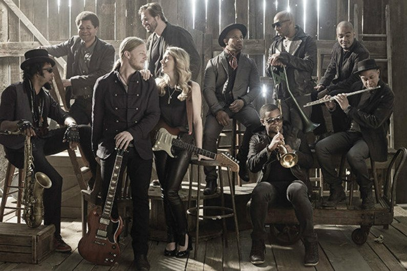 image for article Tedeschi Trucks Band Add 2016 Tour Dates: Ticket Presale Info