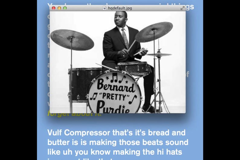 image for article The Vulfpeck Sound: Jack Stratton Explains the History of Vulf Compressor and the Boss Dr. Sample SP-303 [YouTube Video]