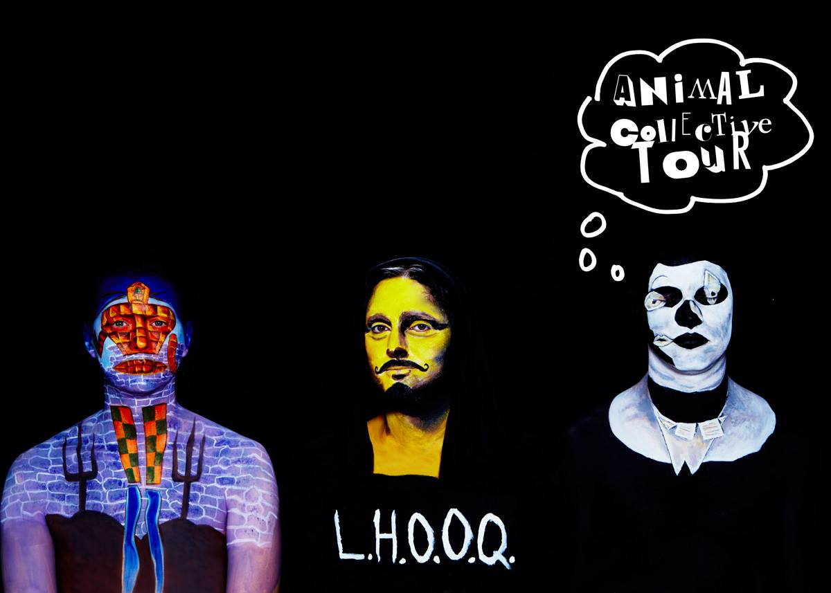 image for article Animal Collective Adds Fall 2016 Tour Dates and Two Day Festival in Big Sur: Ticket Presale Code Info