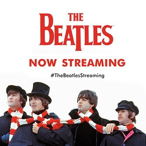 image for article The Beatles Make 17 Albums Available to Streaming Services Starting on Christmas Eve, 2015