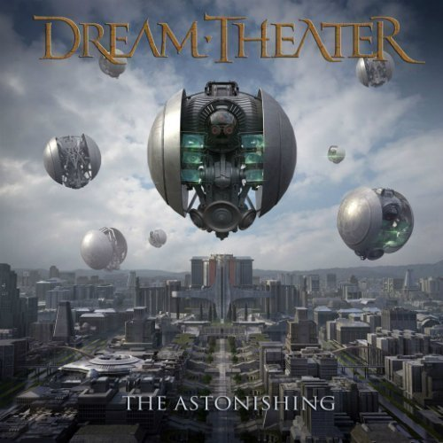 "image for article ""The Astonishing"" - Dream Theater [YouTube Full Album Stream + Zumic Review]"