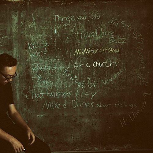 "image for article ""Mr. Misunderstood"" - Eric Church [Official Full Album Stream + Zumic Review]"