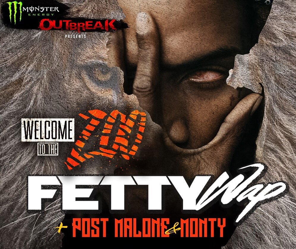 image for article Fetty Wap Announces 2016 Tour Dates With Post Malone & Monty, Presale Ticketing Has Begun