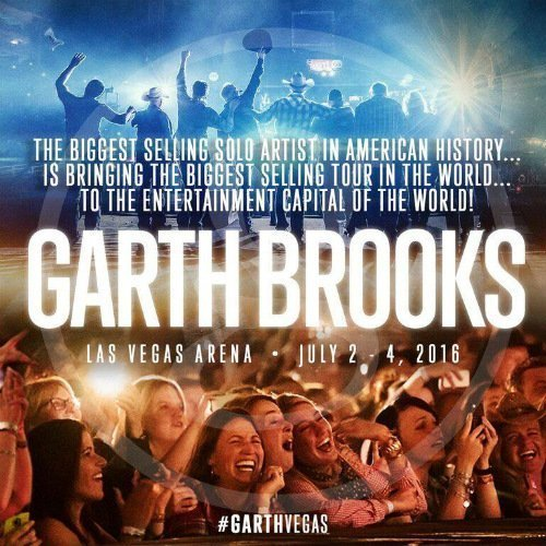 image for article Garth Brooks Announces 2016 Las Vegas Tour Dates With Trisha Yearwood: Ticket Presale Info