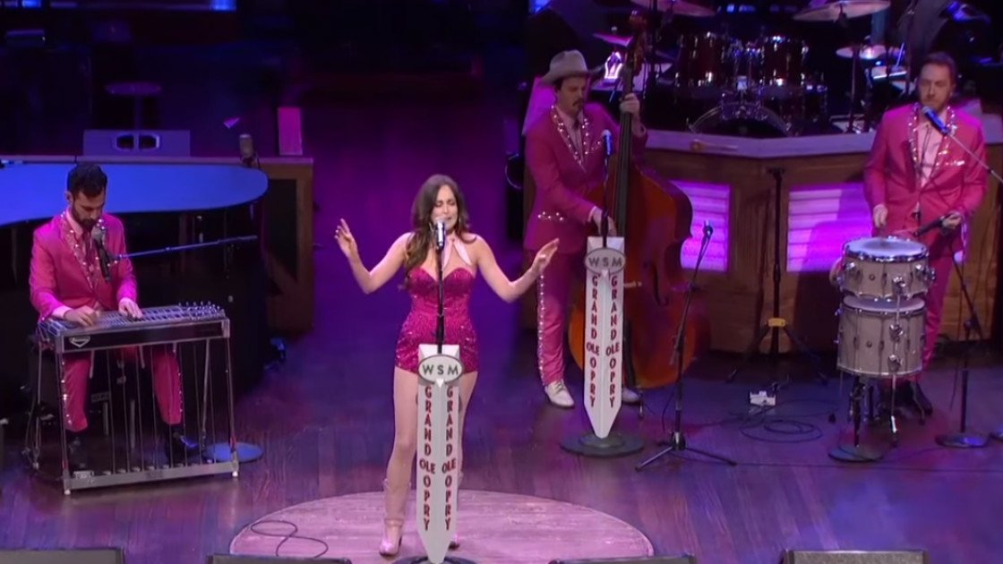 "image for article ""I've Been Everywhere"" - Kacey Musgraves at the Grand Ole Opry, 2015 [YouTube Official Video + Interview]"