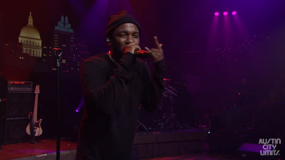 "image for article ""Alright"" - Kendrick Lamar at Austin City Limits, 2015 [PBS Official Performance Video]"